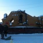 трубогибочная машина 64 тн (увязка)